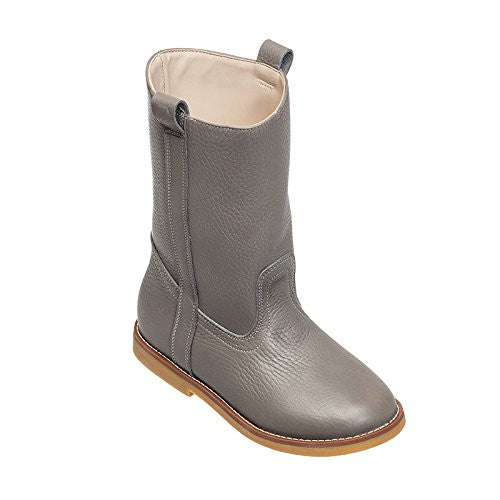 Western Boot Gray