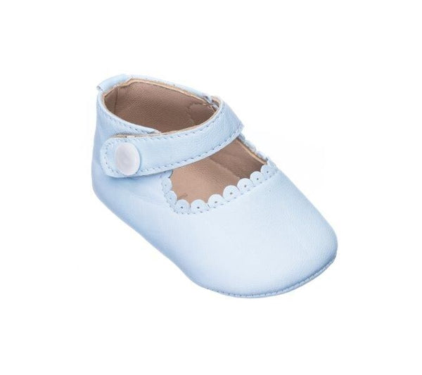 Mary Jane for Baby Light Blue