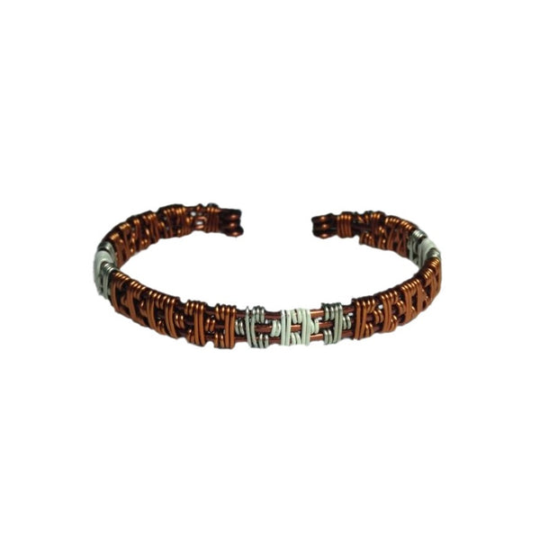 Pintado Bracelet 2 - Makabugwas (Morning Star) Pattern