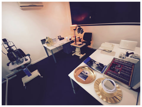 Clinic Showrooms Eyeporium Optometrist