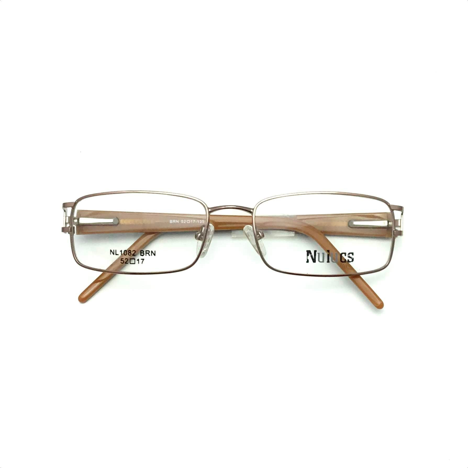 Nulucs Glasses $19 Brown A19