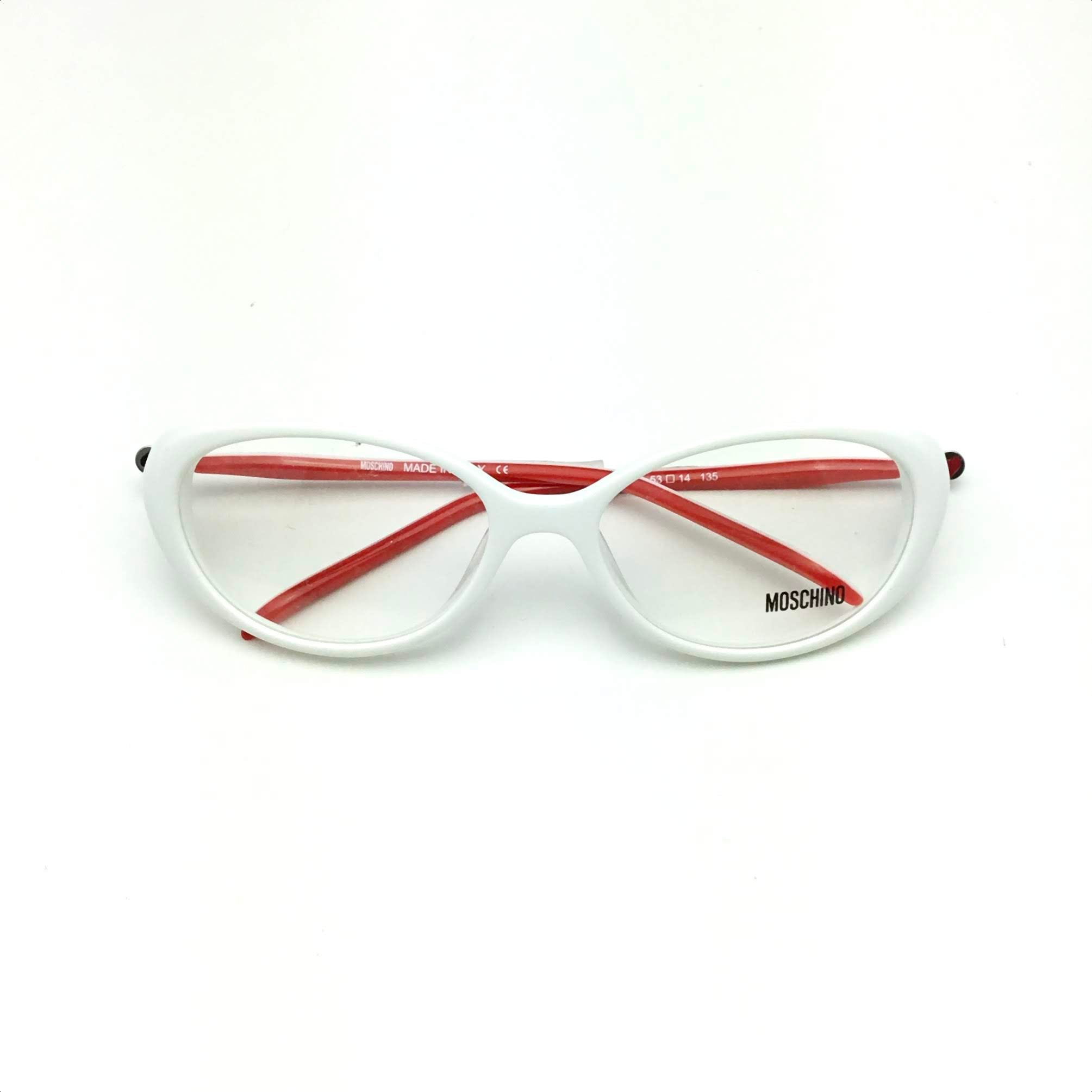 Moschino Glasses $109 ITALY D6