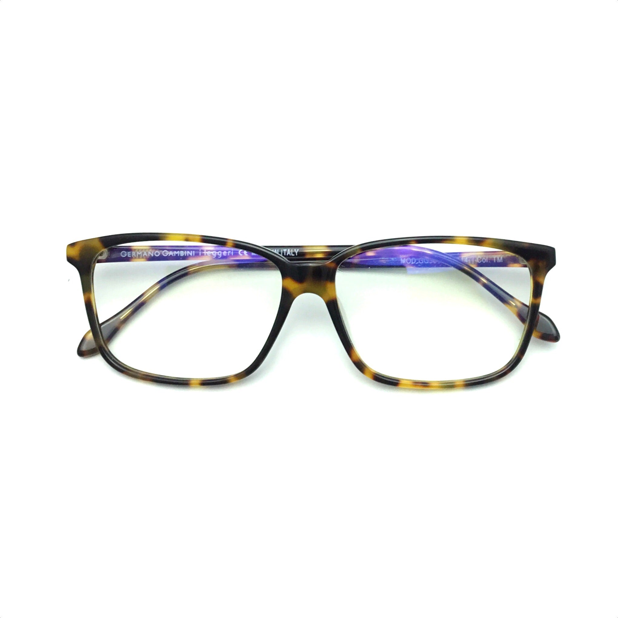 Germano Gambini Glasses $199 Tortoise Shell K7