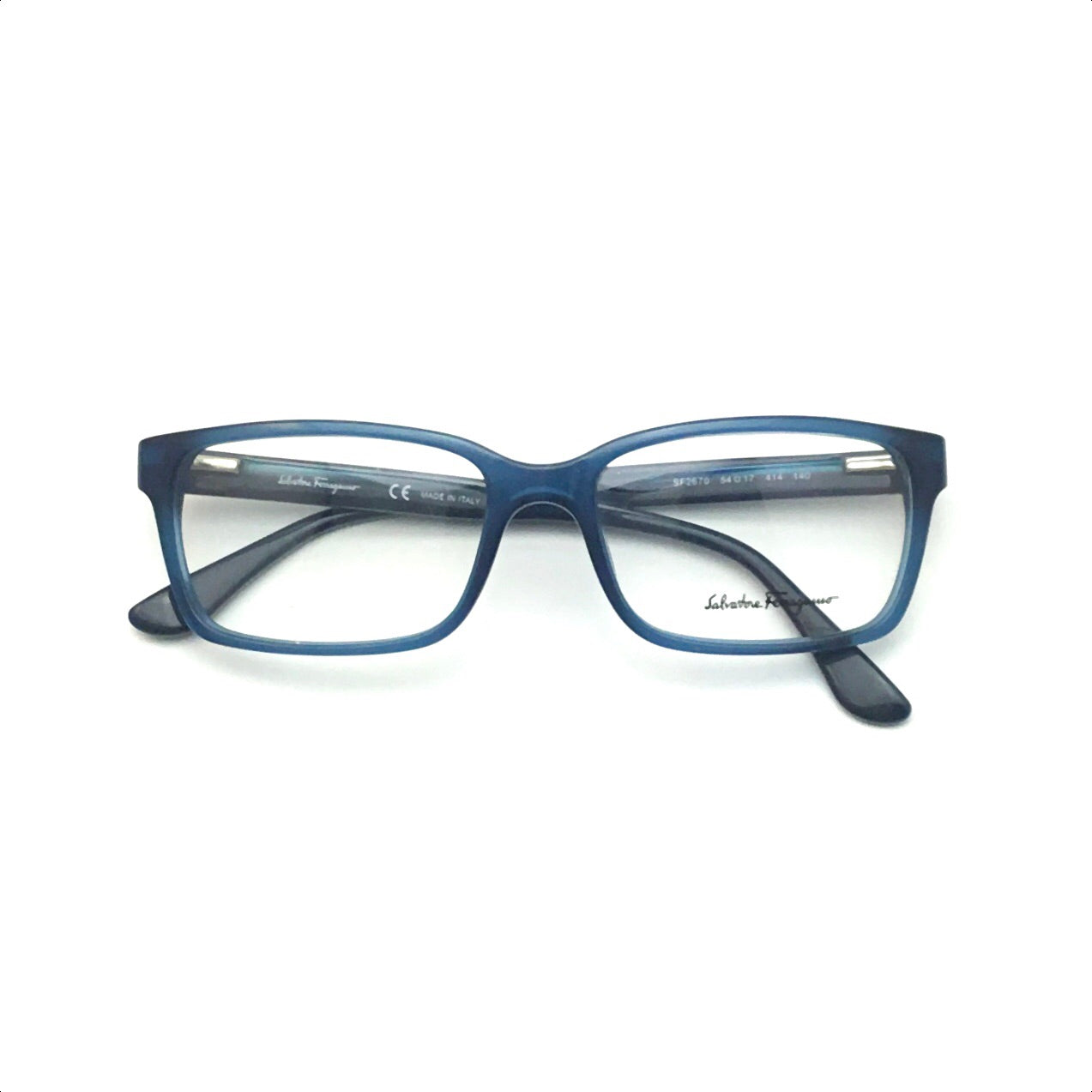 Salvatore Glasses $259 Blue N6