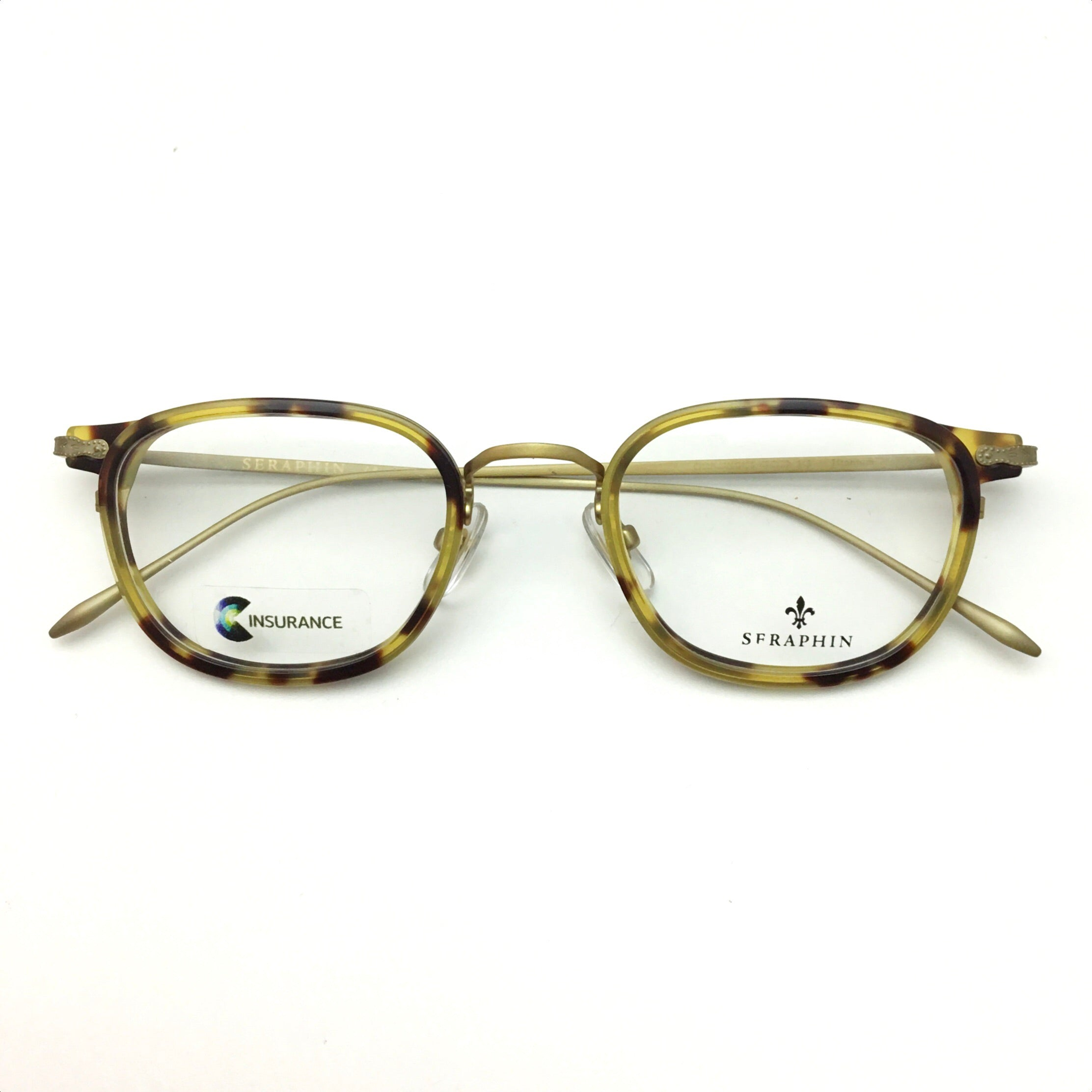 Sarafin Glasses $299 JAPAN P5