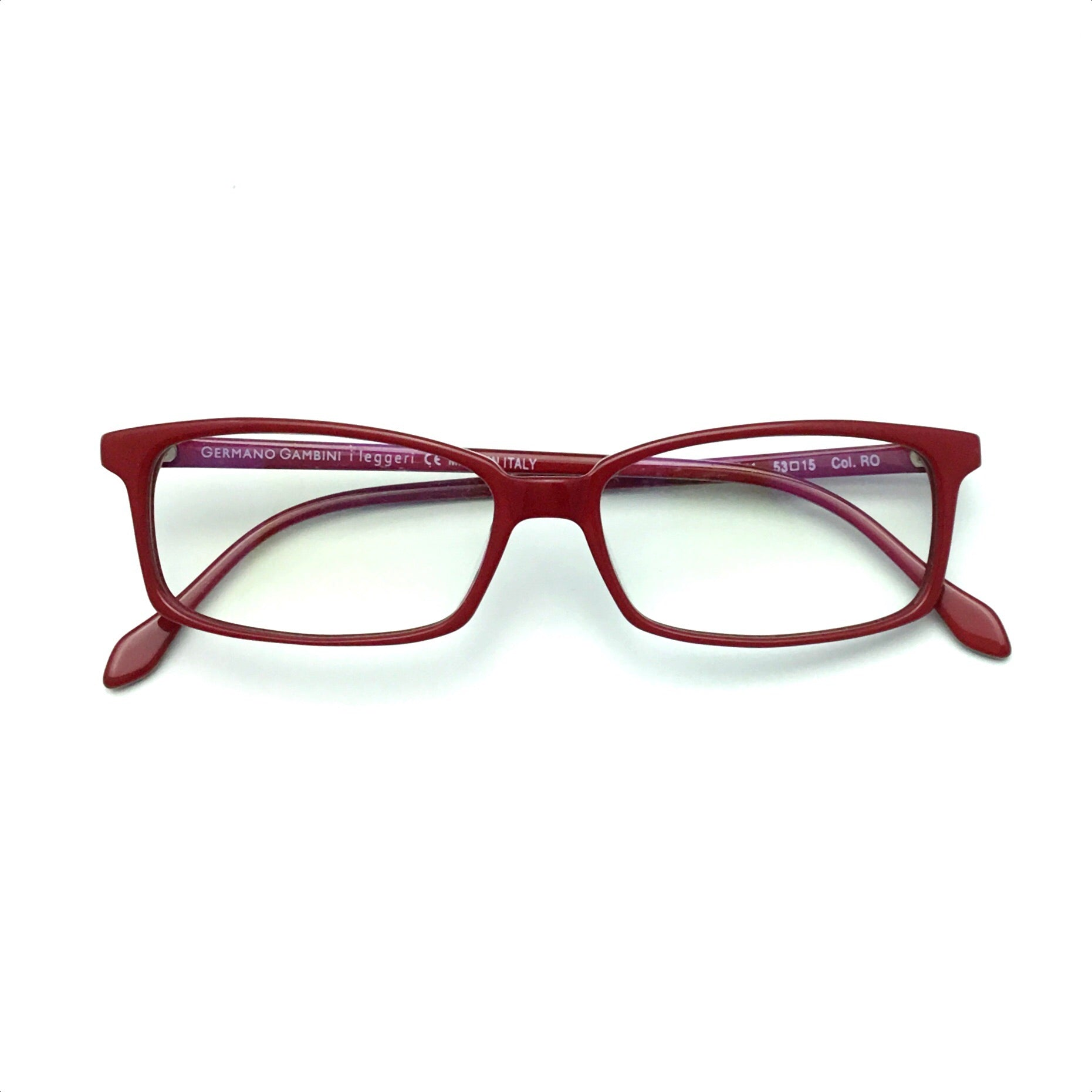 Germano Gambini Glasses $219 ITALY L4