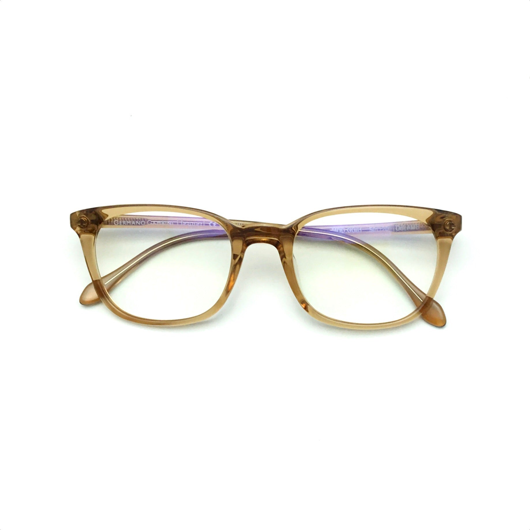 Germano gambini glasses $239 Beige M7