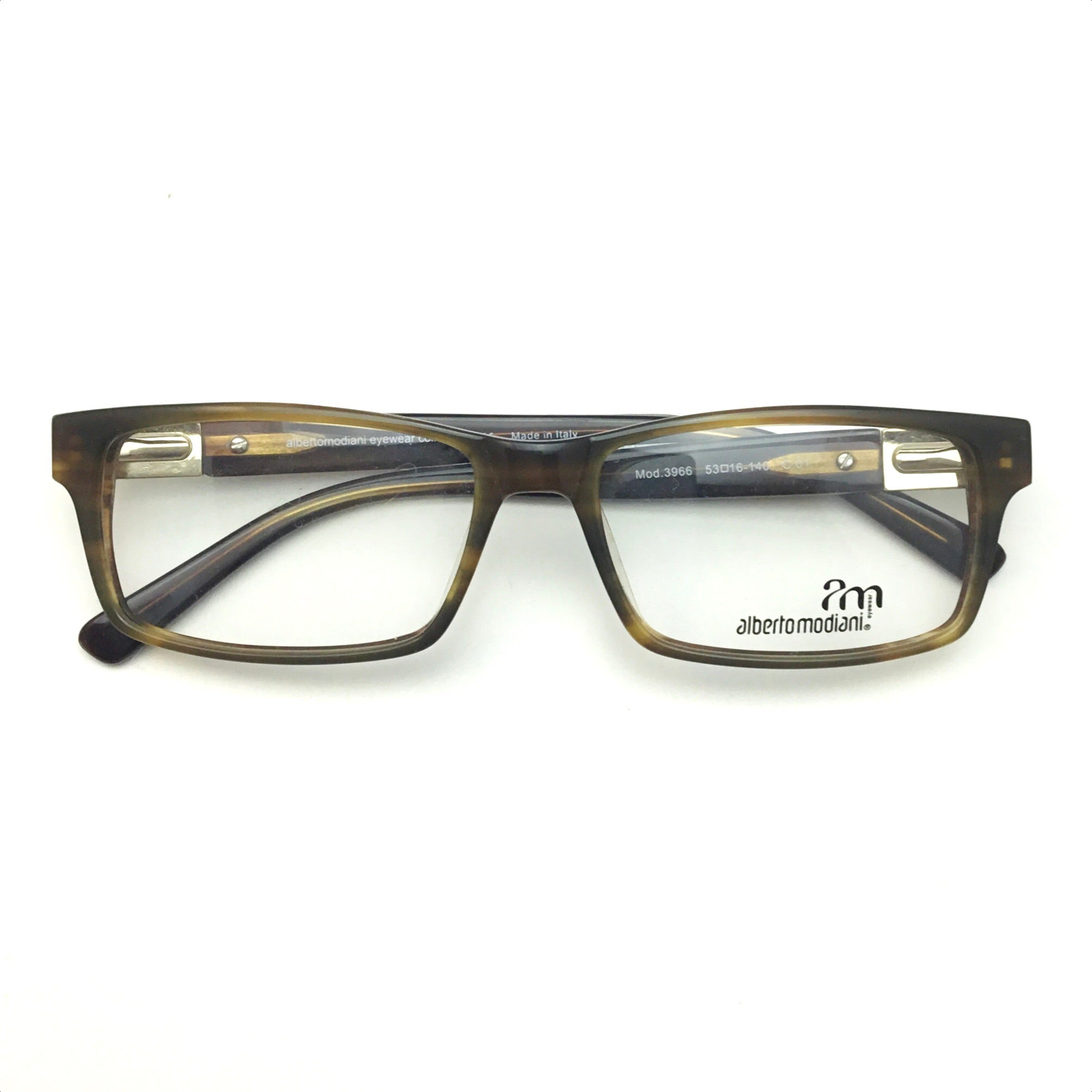 Alberto Modiani Glasses $109 Italy E18