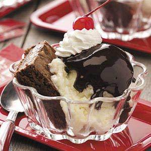 Delicious Brownies and Ice Cream Recipes