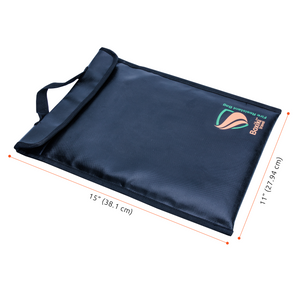 Fireproof Document Bag (Small)