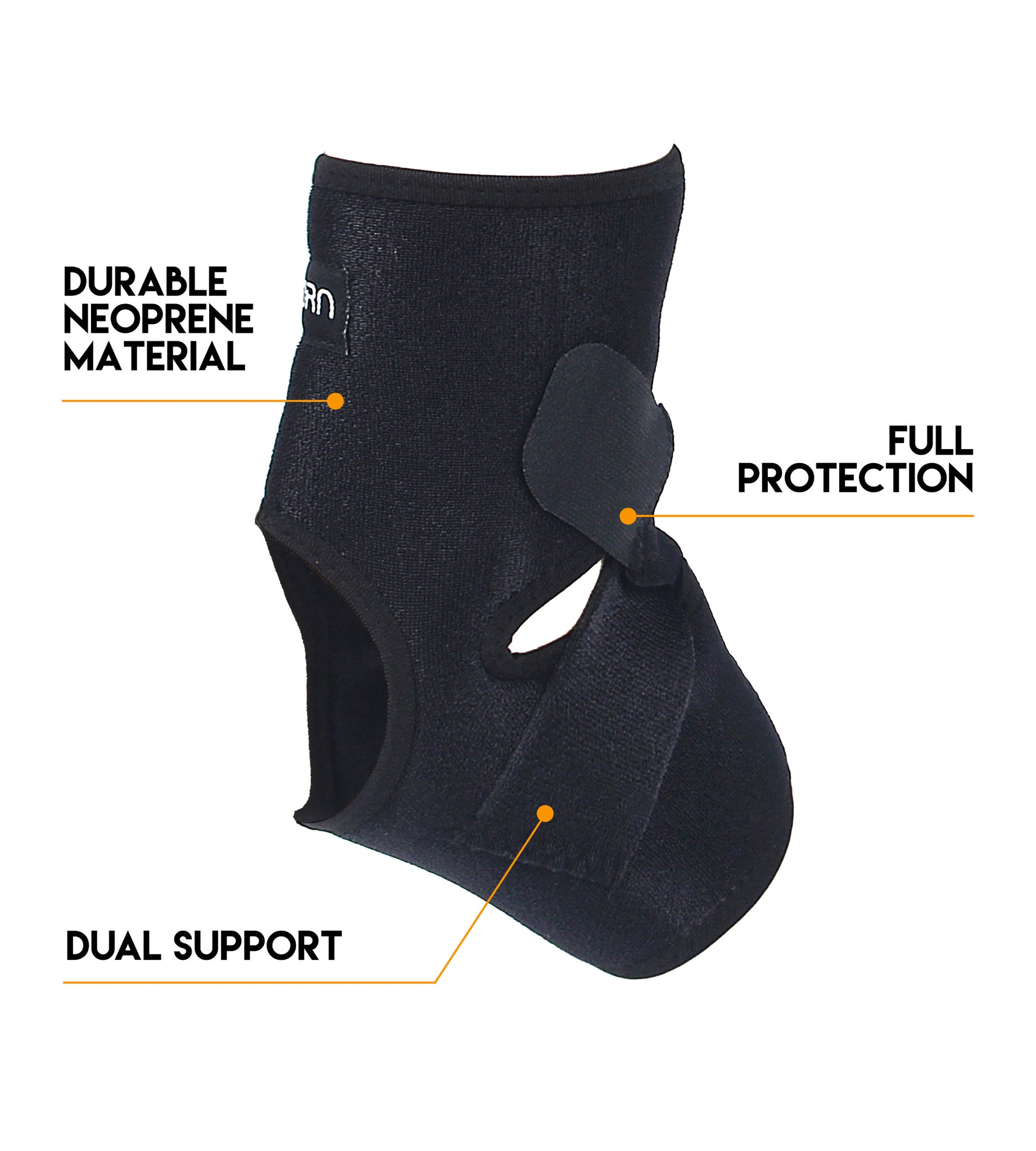 6fa541b559 ... Load image into Gallery viewer, Ankle Brace & Achilles Tendon + Neoprene  Support Sleeve ...