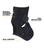Ankle Brace & Achilles Tendon + Neoprene Support Sleeve by Astorn - Astorn