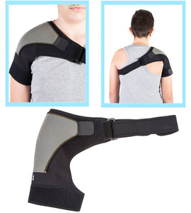 Shoulder Rotator Cuff & AC Joint Brace for Women & Men by Astorn - Astorn