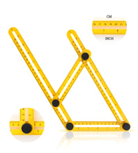 Load image into Gallery viewer, Multi-Angle Measuring Ruler for Contractors & Handymen by Astorn - Astorn