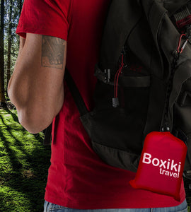 Compact Waterproof Pocket Beach Blanket by Boxiki Travel - Boxiki Travel