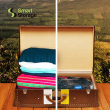 Load image into Gallery viewer, 8 PC Space Saver Vacuum Bags (Jumbo) + Travel Pump by Smart Storage - Smart Storage