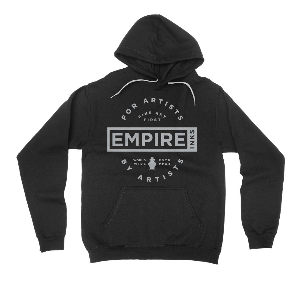 Empire Inks Crest Hooded Sweatshirt