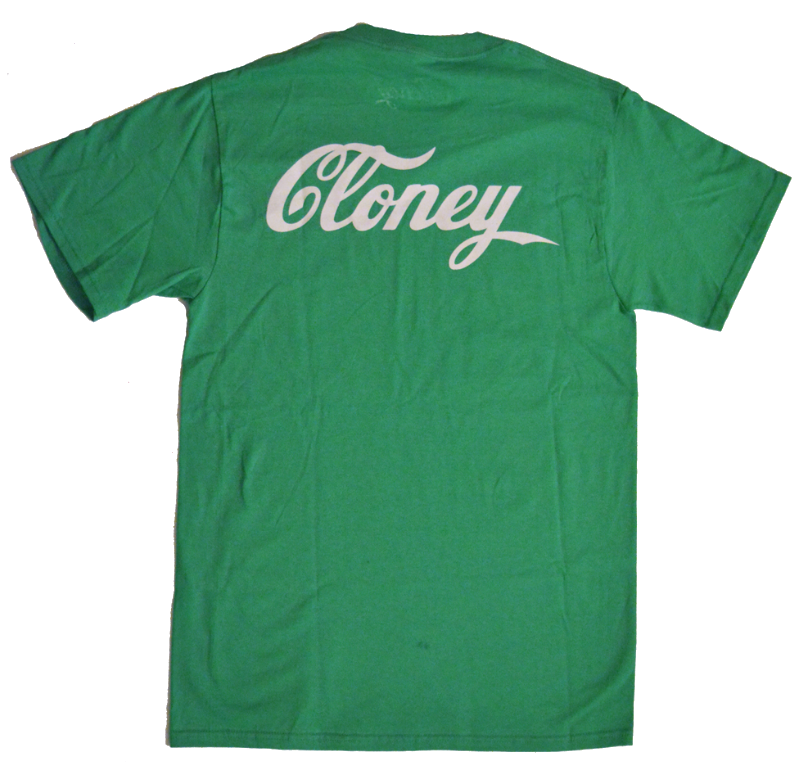 RECYCLED ARTIST T-Shirt in Green