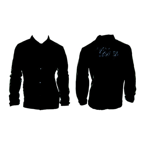 Black Coaches Jacket