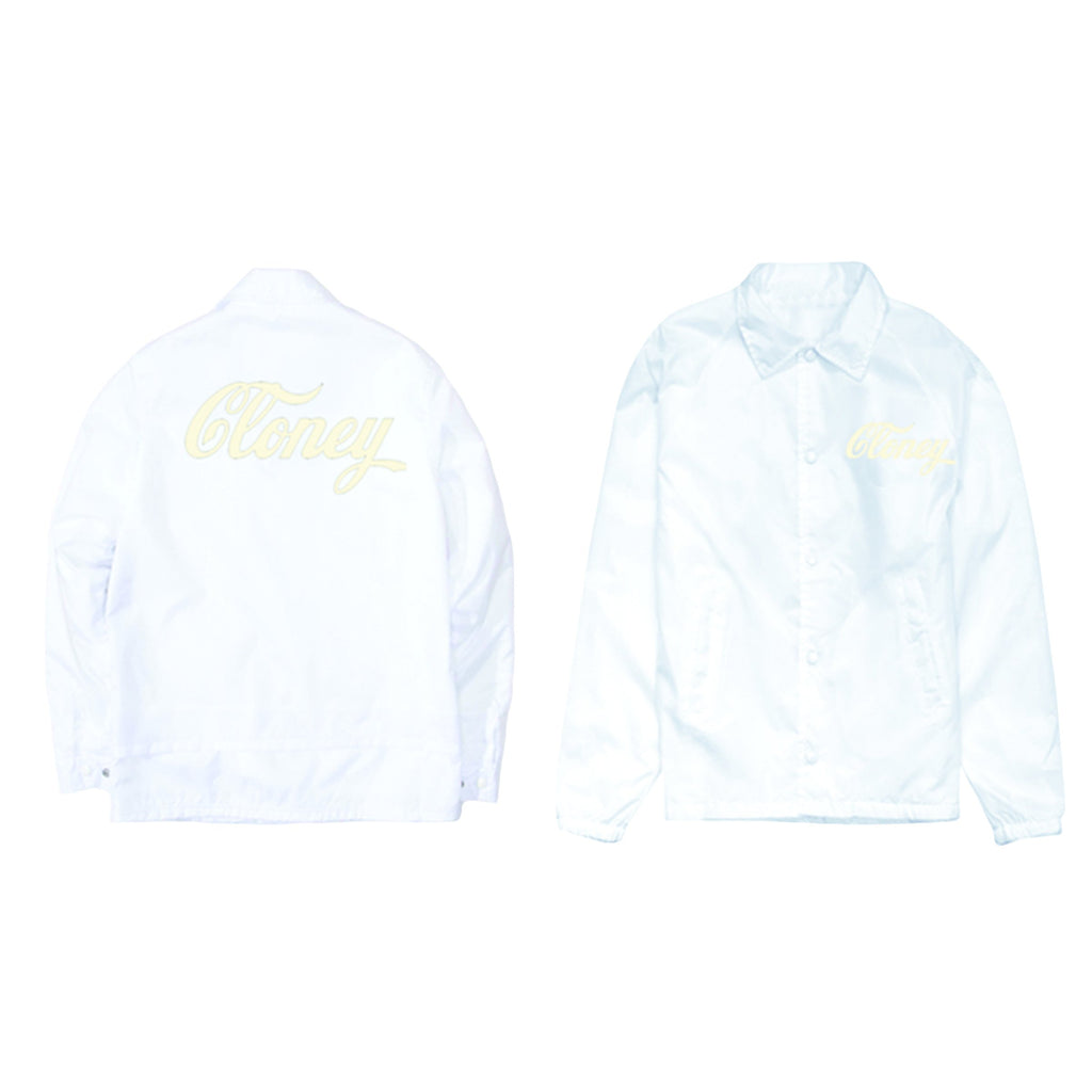 White Coaches Jacket