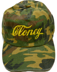 CLONEY Hat in Camo