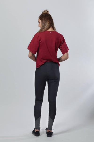 Black Union Leggings - ReCreate | Ecoture
