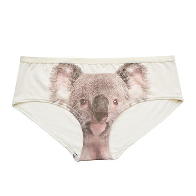 Land Down Under Cheeky Knickers - NAJA | Ecoture