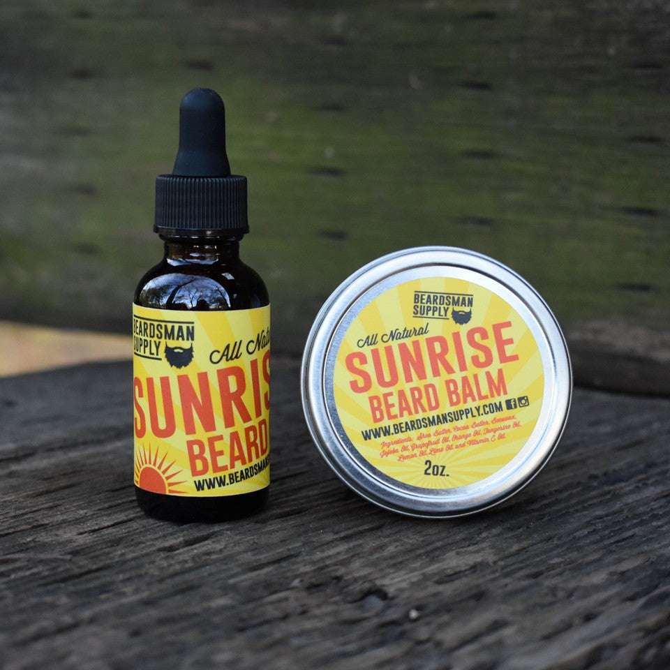 Beard Oil & Balm Deal - Beardsman Supply, LLC