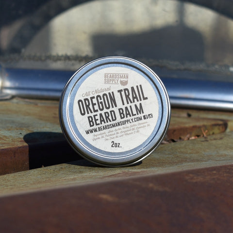 Oregon Trail Beard Balm - Beardsman Supply, LLC