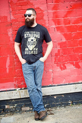 Saw Your Girl Staring At My Beard Shirt - Beardsman Supply, LLC