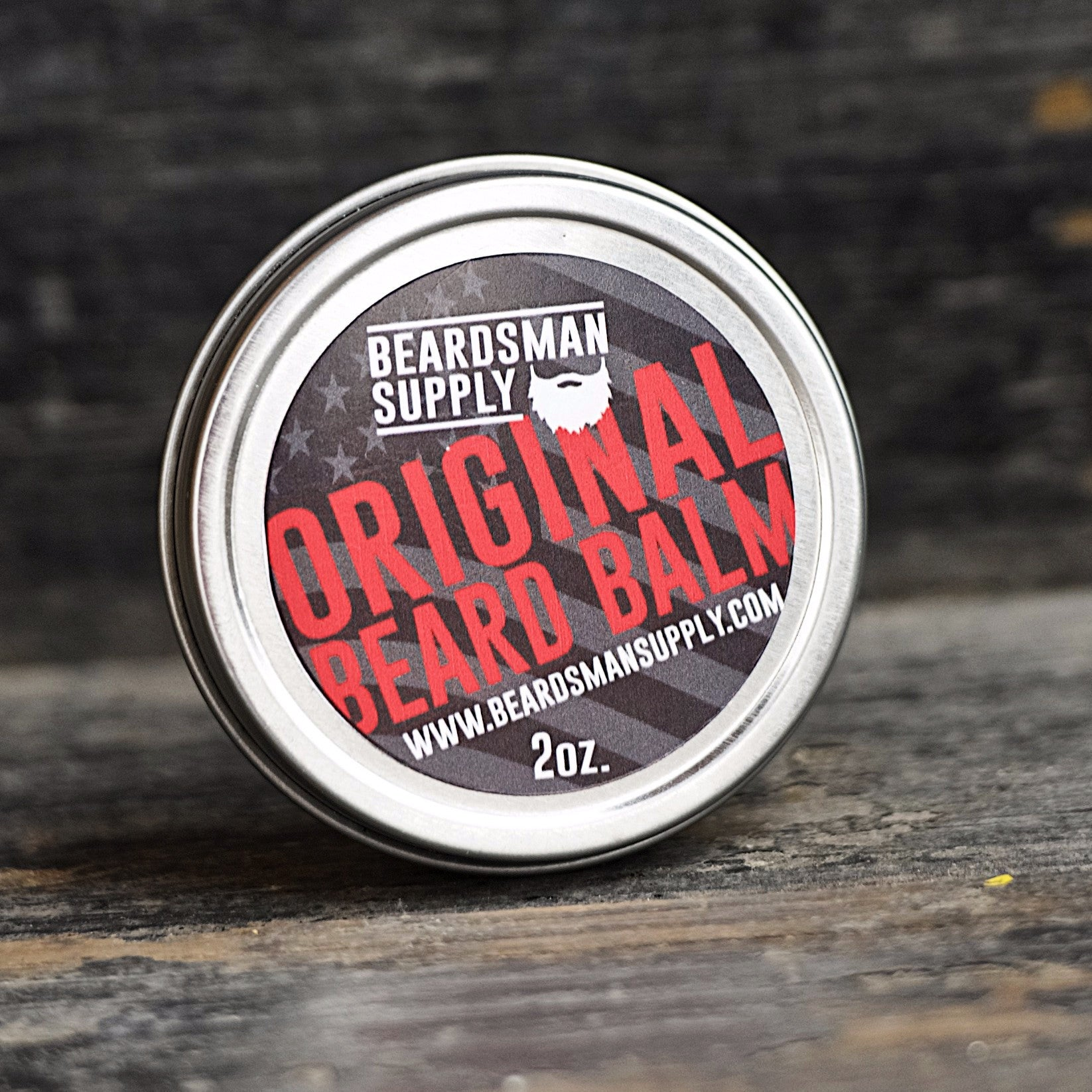 Original Beard Balm - Beardsman Supply, LLC