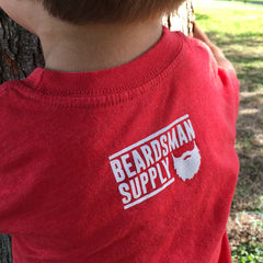 Waiting For My Beard Toddler Tee - Beardsman Supply, LLC