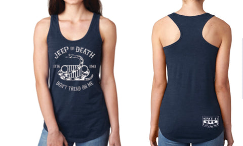 Don't Tread - Tank