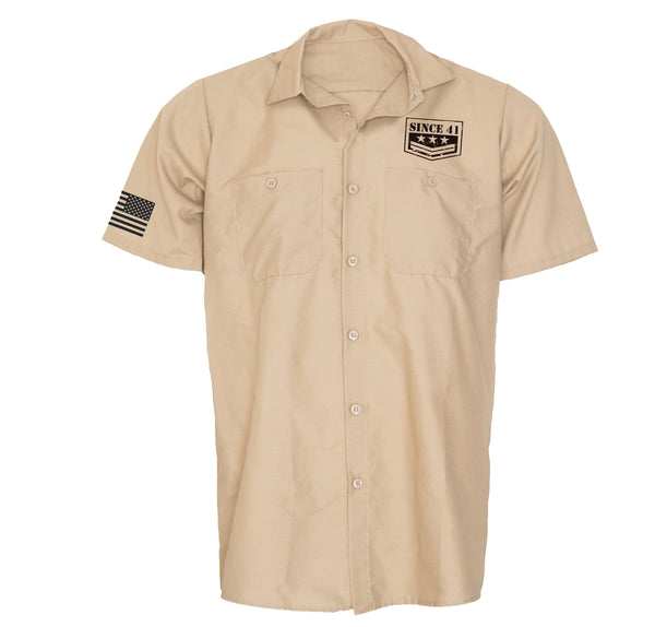Grill with Stars  Workshirt