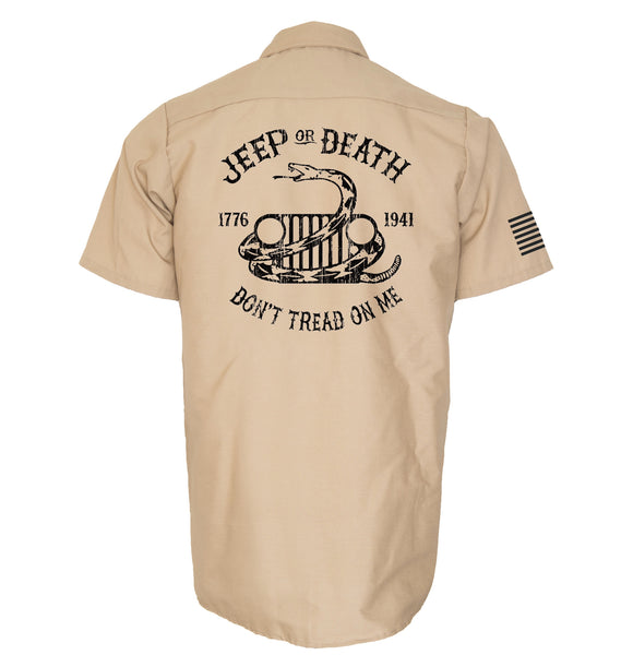Don't Tread On Me Workshirt