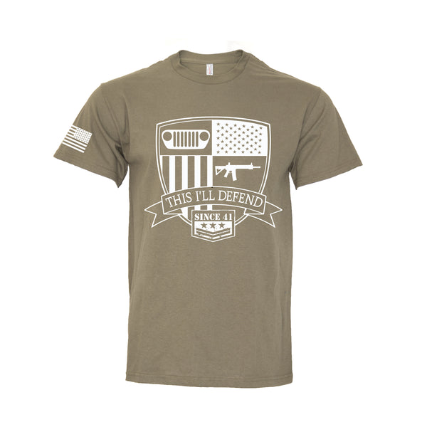 This I'll Defend. T-Shirt