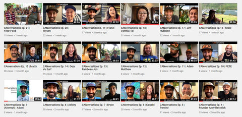 Canversation-youtube
