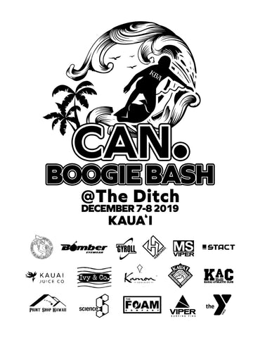 Boogie Bash Offical Comp Tee