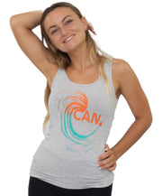 CAN. Wave Tank Top