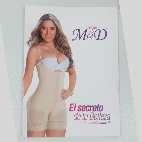 Fajas MYD Folded Flyer