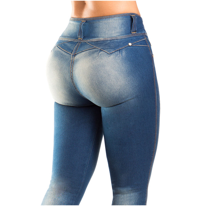 CID CS3004 Light Denim Jeans Womens - Pal Negocio