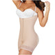 CON-0215 Strapless Butt Lifter Shapewear with Tummy Control - Pal Negocio