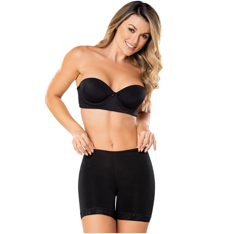 Diane & Geordi 2398 Seamless Butt Lifting Shaper Shorts / Powernet - Pal Negocio