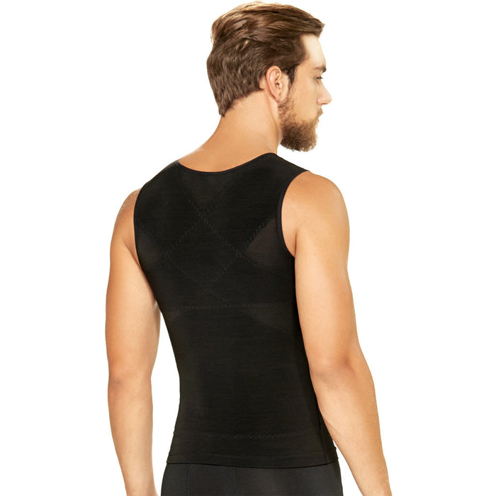 Diane & Geordi 2415 Slimming Vest for Men / Powernet - Pal Negocio