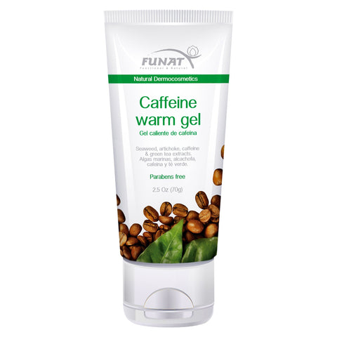 Funat Caffeine Body Massage Warm Gel - Pal Negocio