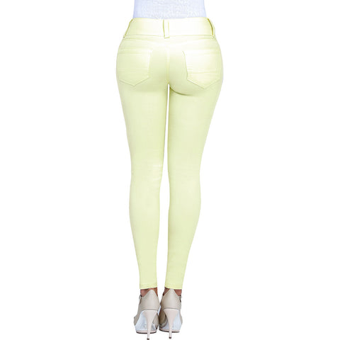 Lowla 248869 | Colombian Butt Lifter Jeans with Inner Girdle - Pal Negocio