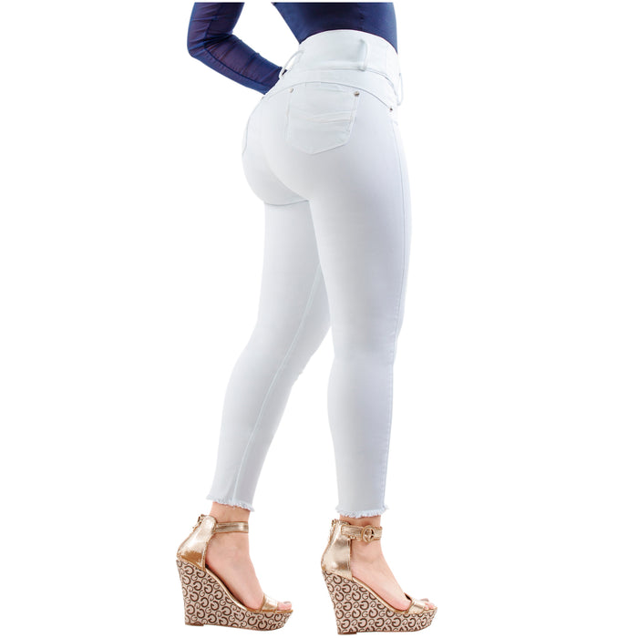 LT.Rose 2031 | Women's Colombian Butt Lifting Skinny Jeans - Pal Negocio