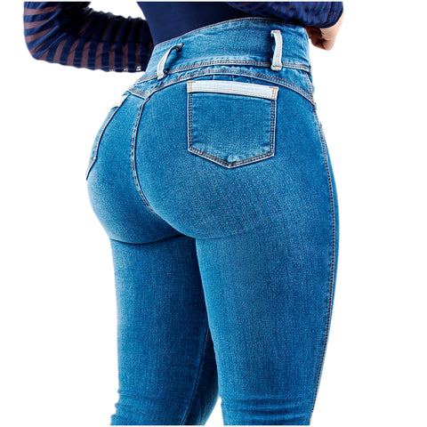 LT.Rose 2017 | Colombian Butt Lifter Skinny Jeans - Pal Negocio