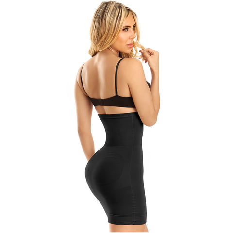Laty Rose 21702 Strapless Shapewear Dress - Pal Negocio