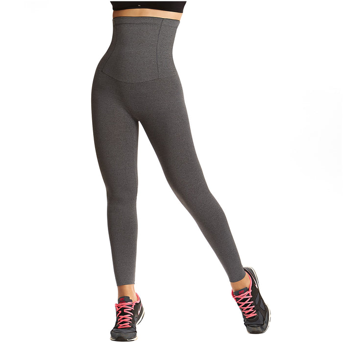LT.Rose 21835 | High Waisted Sport Tummy Control Leggings for Women | Daily Use - Pal Negocio